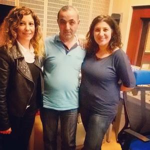 TRT İstanbul Radyosu-Gecenin İçinden Programı Figen Karaaslan