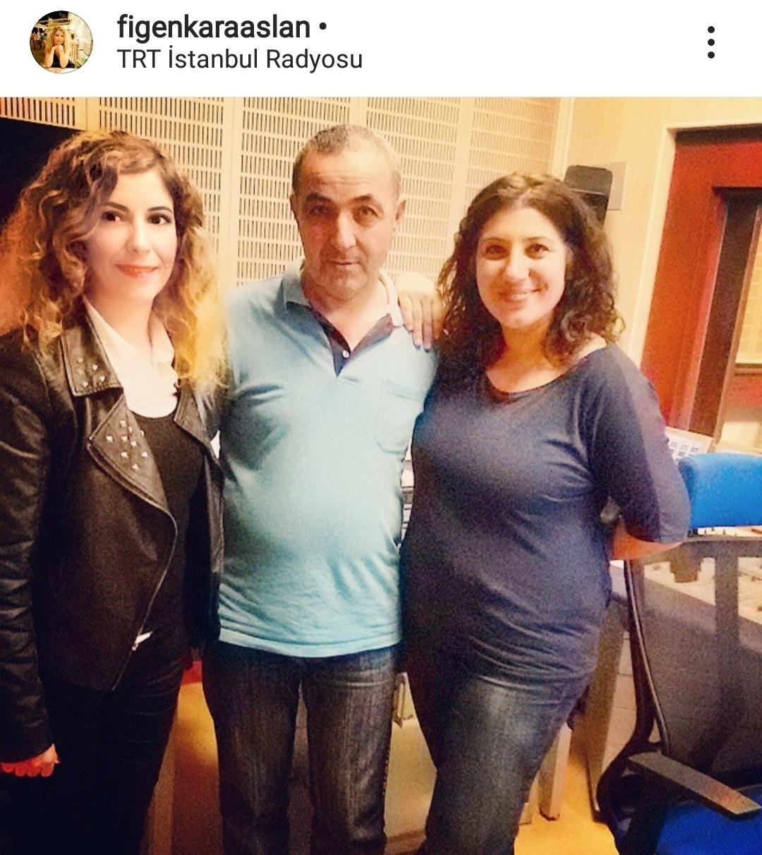 TRT İstanbul Radyosu Figen Karaaslan
